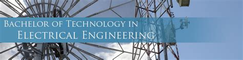 bachelor  technology  electrical engineering