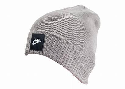 Bonnet Nike Homme Gris Pompon Est Noir