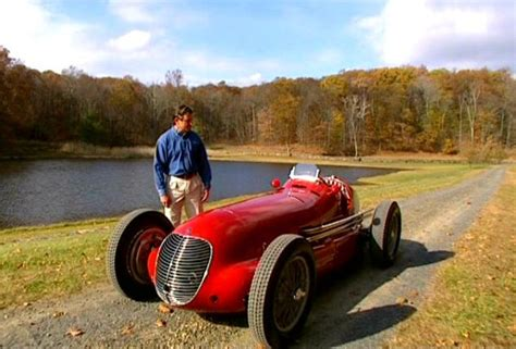 """Imcdborg 1938 Maserati 8ctf In """"the Making Of Victory By"""
