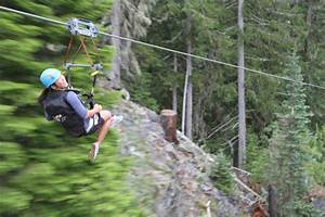 Hanging by a thread: Soaring through Whistler's rainforest