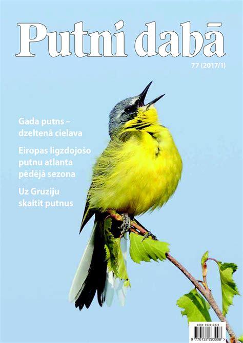 Visi ieraksti - Page 3 - Putni dabā