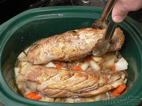 how to make crock pot pork tenderloin how to cook like your grandmother