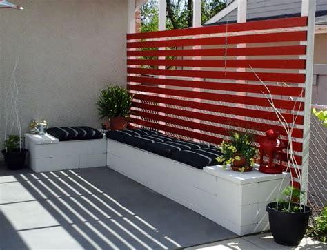 diy outdoor furniture cinder block    patio