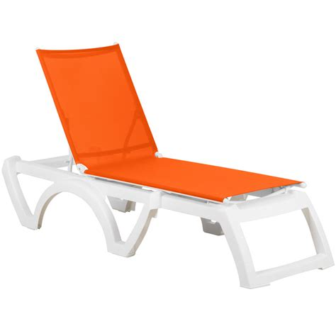 chaise grosfillex grosfillex outdoor calypso patio chaise resort contract