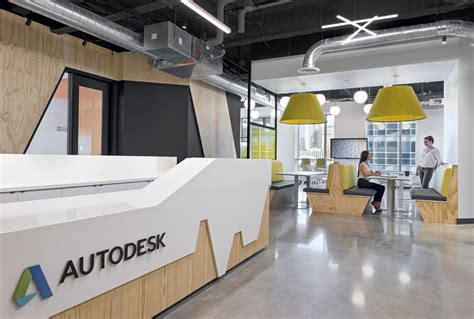 A Peek Inside Autodesk's New Denver Office - Officelovin