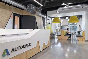 A Peek Inside Autodesk's New Denver Office - Officelovin'