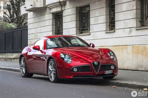Alfa Romeo Competizione by Alfa Romeo 8c Competizione 19 February 2017 Autogespot