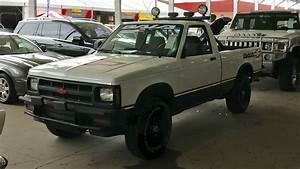 1989 Chevrolet S10 Baja Edition Pickup