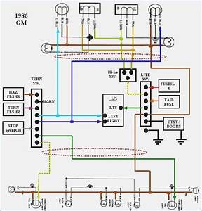 Vw Bus Wiring Diagram 1986