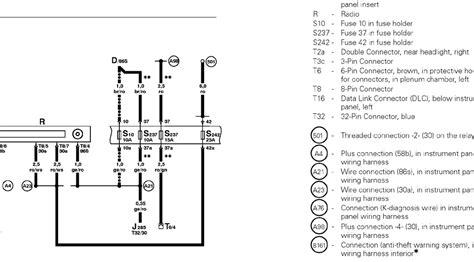 Jetta Wiring Diagram Electrical Website Kanri Info