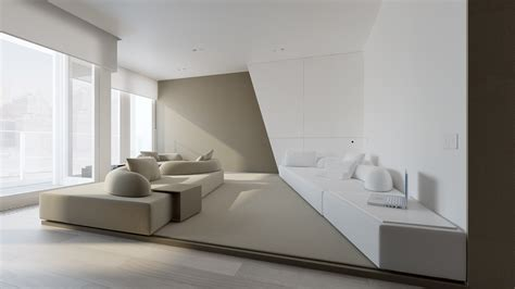 Interior Minimalist by 40 Gorgeously Minimalist Living Rooms That Find Substance