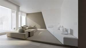 Minimalist Interior Design : stark sharp minimalistic interiors by oporski architektura ~ Markanthonyermac.com Haus und Dekorationen