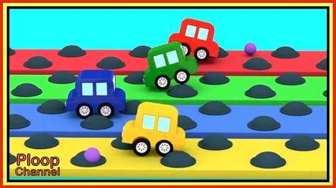 Cartoon Cars Videos For Kids