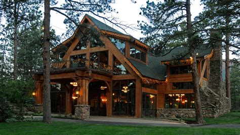 les  belles maisons en rondin de bois diaporama photo