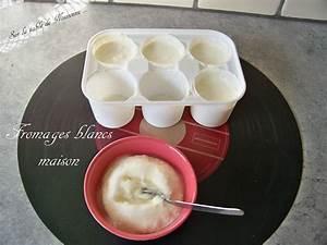 Présure Pour Fromage : fromage blanc maison sur la table de nounoune ~ Melissatoandfro.com Idées de Décoration