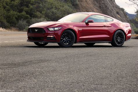 Is Ford Mustang Front Wheel Drive