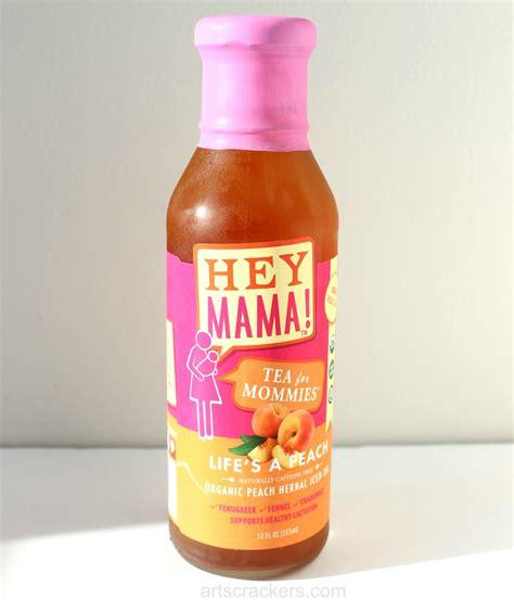Hey Mama Teas Review