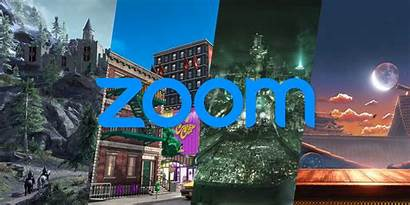 Zoom Backgrounds Background Amazing Among Companies Official