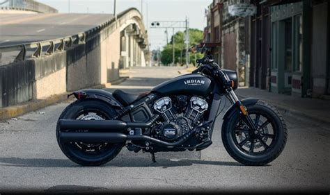 2018 Indian Scout Bobber India Debut At Ibw 2017 On