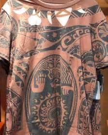 Costume Disney Moana Maui