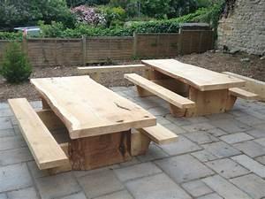 Gartentisch Selbst Bauen : gartentisch selber bauen aus stein ~ Whattoseeinmadrid.com Haus und Dekorationen