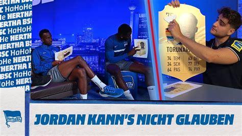 Jordan torunarigha's 2k rating weekly movement. FIFA 21: FUT-Rating-Challenge   Jordan kann's nicht glauben   Hertha BSC - YouTube