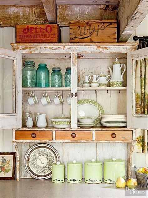 ideas  decorating  kitchen cabinets  cottage
