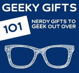 the best list for geeky gift ideas seriously if you have even an ounce of geek in you you