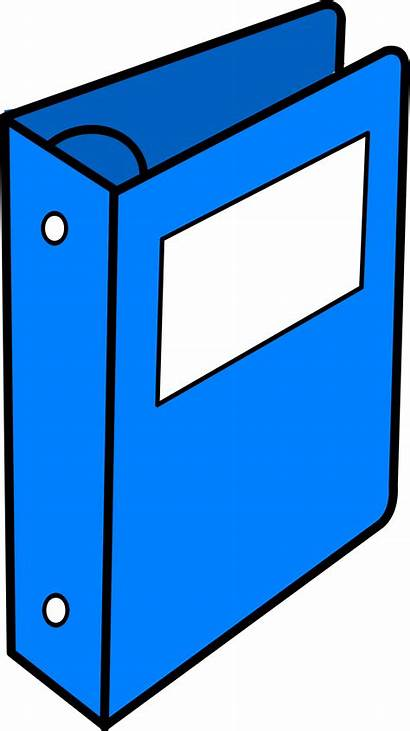 Binder Clipart Transparent Ring Notebook Background Organization