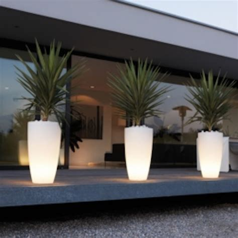 soft high light eclectic outdoor lighting by
