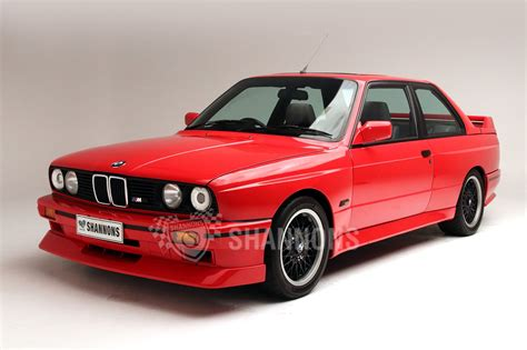 bmw   evolution ii coupe rhd auctions lot