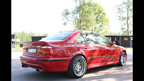 Bmw M5 E39 1999 Tour And Quick Drive
