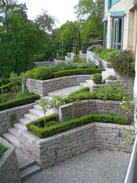 Garten Gestalten In Hanglage by Gartengestaltung Hanglage Modern Ihr Traumgarten Hensle