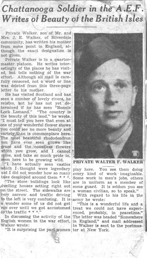 newspaper articles from ww2