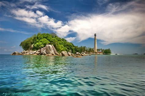 city  belitung island