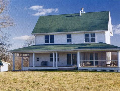 American Farmhouses  Looking For A Farmhouse Plan