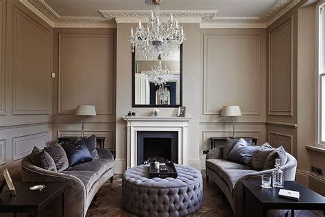 Gray Velvet Sofa Best Kitchen Colors With Oak Cabinets Cabinet Doors Glass Fronts Antique White Appliances Industrial Layout Tool Pictures Gallery Functional