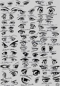 just another anime eyes =) by pmtrix on DeviantArt