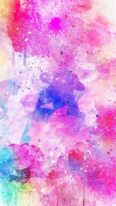 Download color phone wallpapers hd beautiful background images collection free for your color smartphone. Watercolor Wallpaper for iPhone 11, Pro Max, X, 8, 7, 6 ...