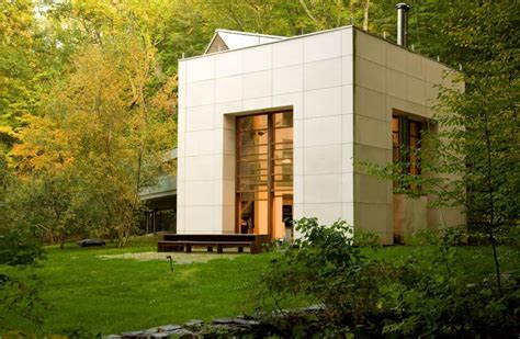 The Cube Style Home is a Simple Architecture Ideas but It