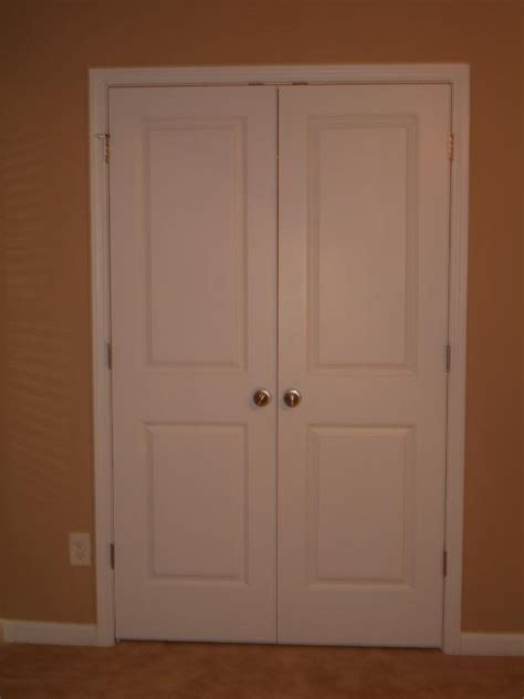 $75 4 Ft Wide Closet Door Inc Satin Nickel Photo By