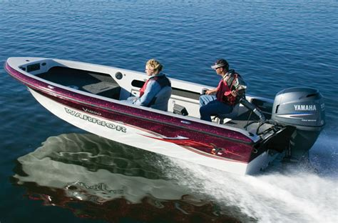 Warrior Boats by Research Warrior Boats V1890 Backtroller Eagle Xst Center