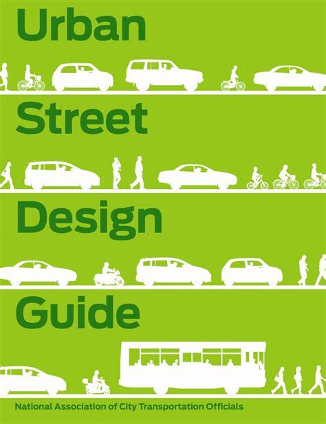 sidewalks national association of city transportation officials