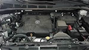 2012 Toyota Sienna 3 5l V6 2gr-fe Engine
