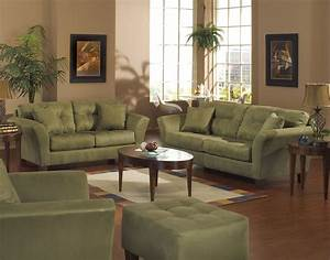 Beautiful decoration green living room furniture sets for for Green living room furniture sets