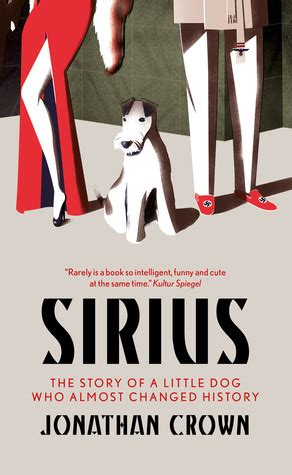 sirius  jonathan crown reviews discussion bookclubs