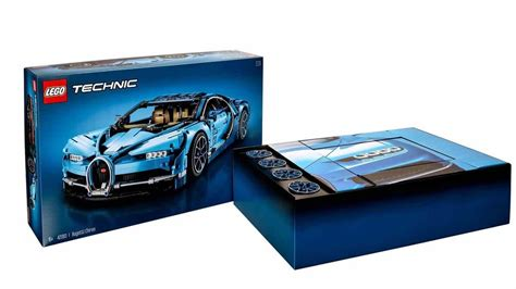 The lego technic bugatti chiron model car building kit can be built together with all lego technic sets and lego bricks for creative construction and extended play. 這就是人人都買得起的Bugatti Chiron呀!(內有影片) - CarStuff 人車事