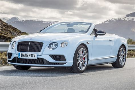 Used 2016 Bentley Continental Gt Convertible Pricing