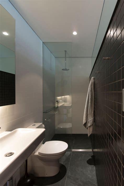 narrow bathroom design 25 narrow bathroom designs decorating ideas design