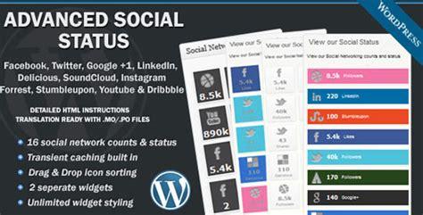 social media total counter plugins
